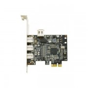 Carte PCI-Express firewire 800 3port 1394b + 1x1394a interne