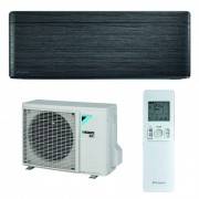 Daikin Stylish Bluevolution 7000 btu FTXA20AT-RXA20A Inverter Blackwood