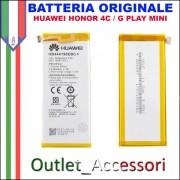 Batteria Pila Originale Huawei Honor 4c G Play Mini HB444199EBC+