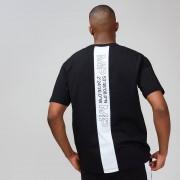 MP Rest Day Men's Stripe Graphic T-Shirt - Black - XS