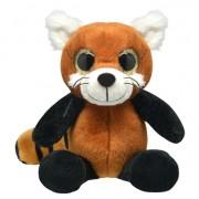 Geen Pluche rode panda knuffel 30 cm