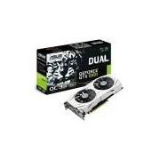 Placa De Vídeo Asus Geforce Gtx 1060 Oc 3gb Dual-Gtx1060-O3g - 192 Bits, Pci-E 3.0