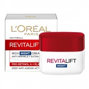 Crema De Noapte Anti Rid L oreal Revitalift Intensive Action 50 ml
