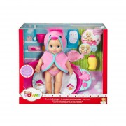 Little Mommy Baño de Burbuja DTG64