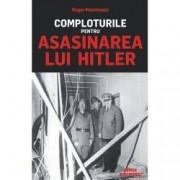 Comploturile pentru asasinarea lui Hitler