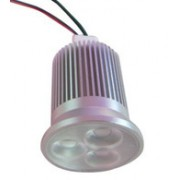 E-SPOT 12* - 12W LED RGB/W spot light - 12V