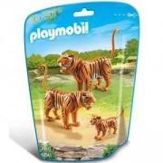 Комплект Плеймобил 6645 - Семейство тигри, Playmobil, 291276