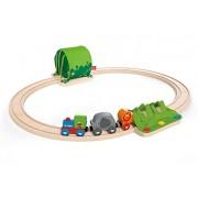 Hape Railway Jungle Train Journey Set