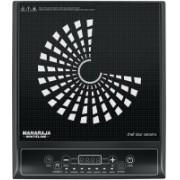 Maharaja Whiteline IC Induction Cooktop(Black, Push Button)