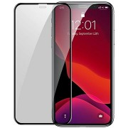Baseus Full-Screen Curved Privacy Tempered Glass (2 pcs Pack + Pasting Artifact) iPhone Xr / 11