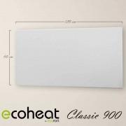 ecoheat Classic Infrarotheizung 300-900 Watt (Leistung: 900 Watt)