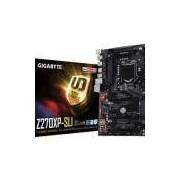 Placa Mae Lga 1151 Intel Gigabyte Ga-z270xp-sli Atx Ddr4 3866mhz M.2 Hdmi Usb 3.1