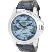 RIDIQA Analog Army Designed color strap casual wear watches for men and boys RD-131