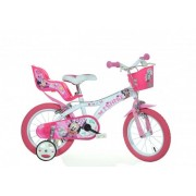 "Bicicleta copii DINO BIKES 616-NN, Roti 16"", MINNIE"