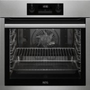 AEG BPS331120M Electric oven 74L A+ Acero inoxidable