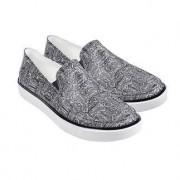 Crocs slip-ons, heren, 41/42 - zwart/wit