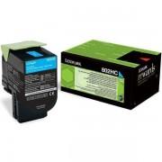 Lexmark 80C2HC0 - 802HC toner cian