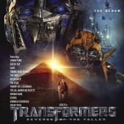 Transformers RSD - Revenge Of The Fallen - The Album (OST) (2 LP)