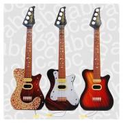 Guitarra Simulación De Aprendizaje Temprano Guitarra Música Juguetes Para Niños De Educación Inicial Del Instrumento Musical De Cuatro 280G Ley