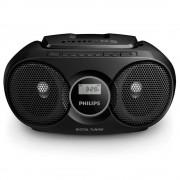 Radio CD player Philips AZ215B/12 Negru