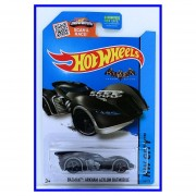 BATMAN ARKHAM ASYLUM BATMOBILE Hot wheels edición de colección