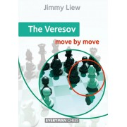 Carte : The Veresov: Move by Move, Jimmy Liew