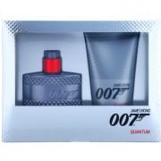 James Bond 007 Quantum lote de regalo I. eau de toilette 50 ml + gel de ducha 150 ml