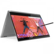 Лаптоп Lenovo Yoga C930, 13.9 инча FullHD IPS Touch, i5-8250U up 3.4GHz QuadCore, 8GB DDR4, 512GB SSD m.2 PCIe, Пръстов отпечатък, Сив, 81C4004LBM