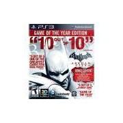 BATMAN: ARKHAM CITY GOTY - PS3