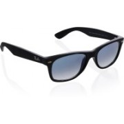 Ray-Ban Rectangular Sunglasses(Blue)