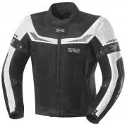 IXS Levante Chaqueta Textíl Negro/Blanco L
