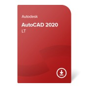 AutoCAD LT 2020 единичен лиценз (SLM)