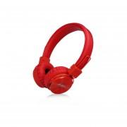 Audífonos Gamer, Gaming Estéreo HD Inalámbricos Audifonos Bluetooth Manos Libres De Los Auriculares Originales De NIA X3 Deportivos Con La Radio De La Tarjeta FM Del TF De La Ayuda Del Micrófono (rojo)