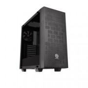 Кутия Thermaltake Core G21 TG, ATX/mATX/mITX, 2xUSB3.0, прозорец, черна, без захранване