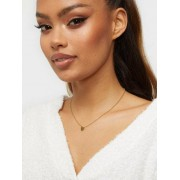 SOPHIE By SOPHIE Mini Heart Necklace Halsband Guld