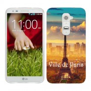 Husa LG G2 Mini Silicon Gel Tpu Model Paris