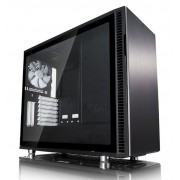 Carcasa Frctal Design Define R6, Mid-Tower, USB Type-C, Tempered Glass (Negru)