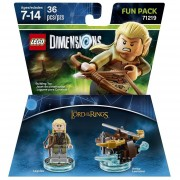 LEGO DIMENSIONS FUN PACK LORD OF THE RINGS-LEGOLAS