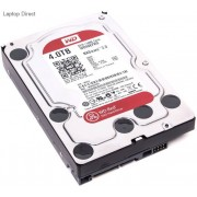 Western Digital Red 4TB IntelliPower NAS Storage SATA Hard Drive