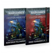 Games Workshop Ltd. Warhammer 40 000 - Chapter Approved: Grand Tournament 2020 Mission Pack and Munitorum Field Manual