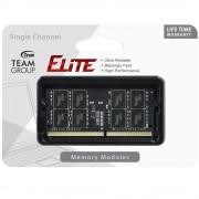 Memória Ram SODimm Team Group Elite DDR 4 2400Mhz CL 16
