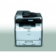 Ricoh SP 3610SF Laser A4 Wifi Negro, Color blanco 407306