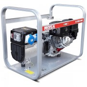 MOSA Ge 7000 Hbm 6,7kva 230v Honda elverk bensin