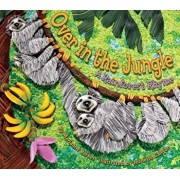 Over in the Jungle: A Rainforest Rhyme, Paperback/Marianne Collins Berkes