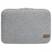 Универсален калъф за лаптоп HAMA Jersey, до 30 см (11.6) Сив, HAMA-101805