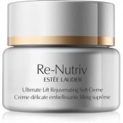 Estée Lauder Re-Nutriv Ultimate Lift crema rejuvenecedora suave 50 ml