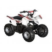 Quad enfant HY 100SX - HYTRACK - Rouge