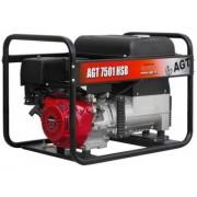 Generator De Curent Agt 8503 Hsb R16 5/8 Kva Motor Honda Gx390 , 16 L