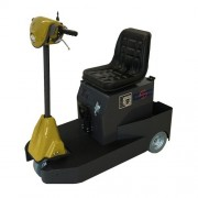DEC TR6 új vezetőülésesi vontató targonca