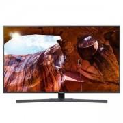 Телевизор Samsung 50RU7402, 50 инча 4k UHD LED, 3840 x 2160, 1900 PQI, HDR 10+, DVB-T2CS2, 3xHDMI, 2xUSB, LAN, Wireless, Bluetooth, UE50RU7402UXXH